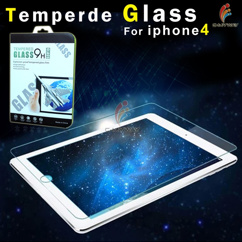 S-lord 8H tempered glass screen protector / screen guard / accessories / glass shield for IPad mini (AS)