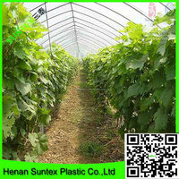 100% virgin HDPE agriculture UV resistant clear plastic film for greenhouse