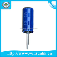 2.7V Voltage High Quality Winding Type Super Farad Capacitor