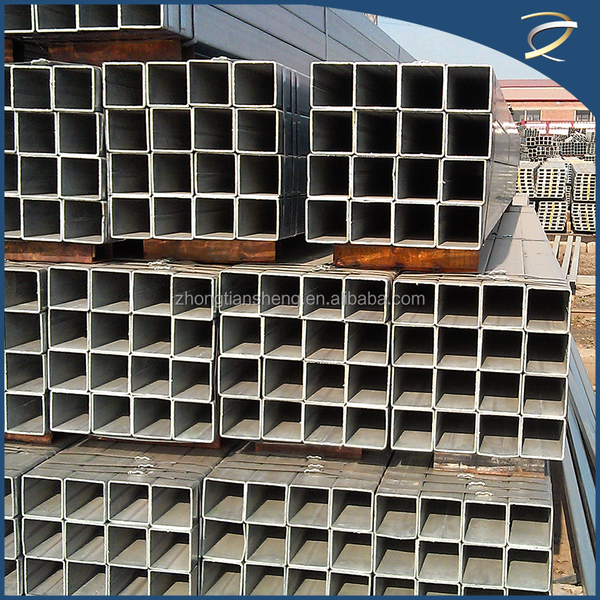 Good Price Q195-Q345 1Mm Thick Square Steel Pipe