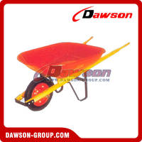 Popular product small trolley motorized wheel barrow