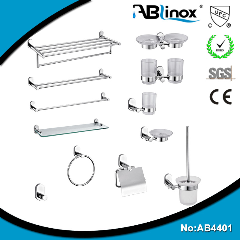 Stainless steel bathroom accessories distributor