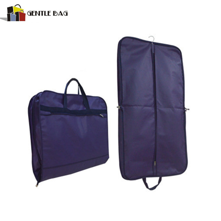 Non Woven suit Cover/Carrier non woven garment bag/coat cover