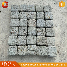 Better Building Material Grey Skid Resistance Solidified Crush Lava Rock