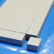 Good insulation gap filler pad thermal silicone rubber pad