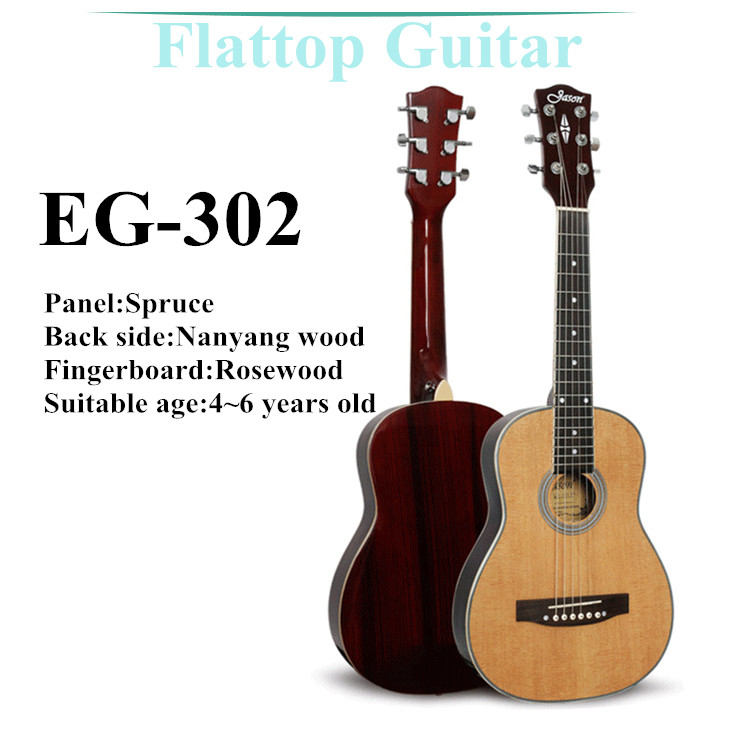 2016 new acoustic flattop wooden guitars for sale