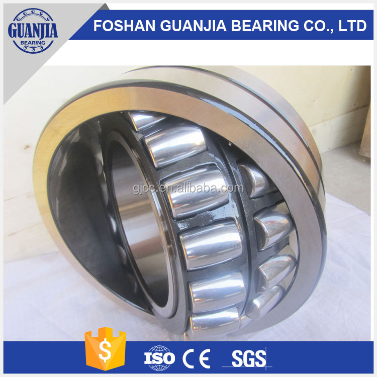 high precision Railway vehicle axle 22224 spherical roller bearing
