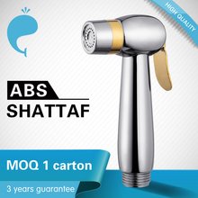 Lady Cleaning New ABS Plastic Bidet Hand Shower Sprayer
