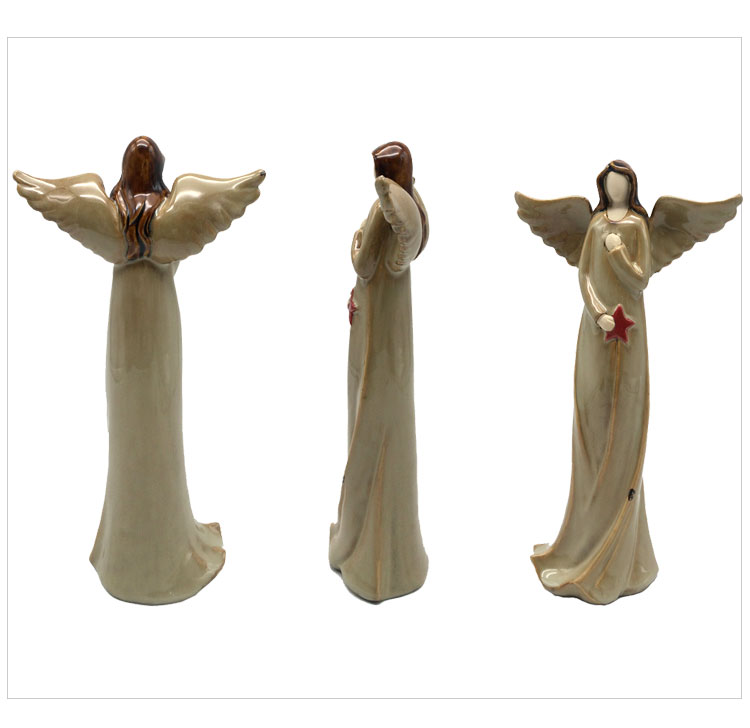 Best Selling Popular Beautiful Angel Girl Statue