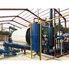 fully automatic pyrolysis plant used plastic oil pyrolysis plant