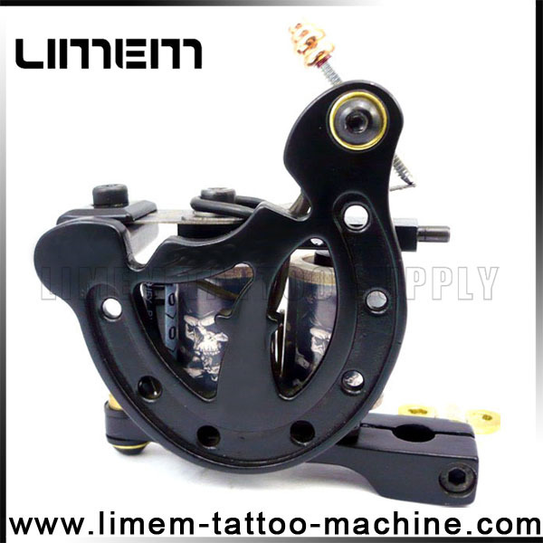 hand made 2015 Tattoo Liner 10 wrap tattoo machine Gun iron tattoo machine