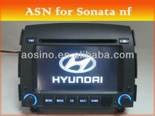 Special car dvd for HYUNDAI Sonata nf 2008 car dvd player / car radio / car audio with GPS Navigation