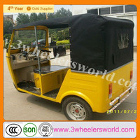 China Alibaba Best Super Price New Model Bajaj Three Wheeler Price in India battery auto rickshaw for Sale