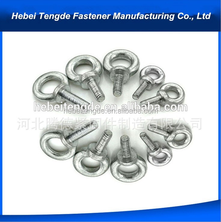 Best selling hot chinese eye bolt can be sold from chinese imports wholesale