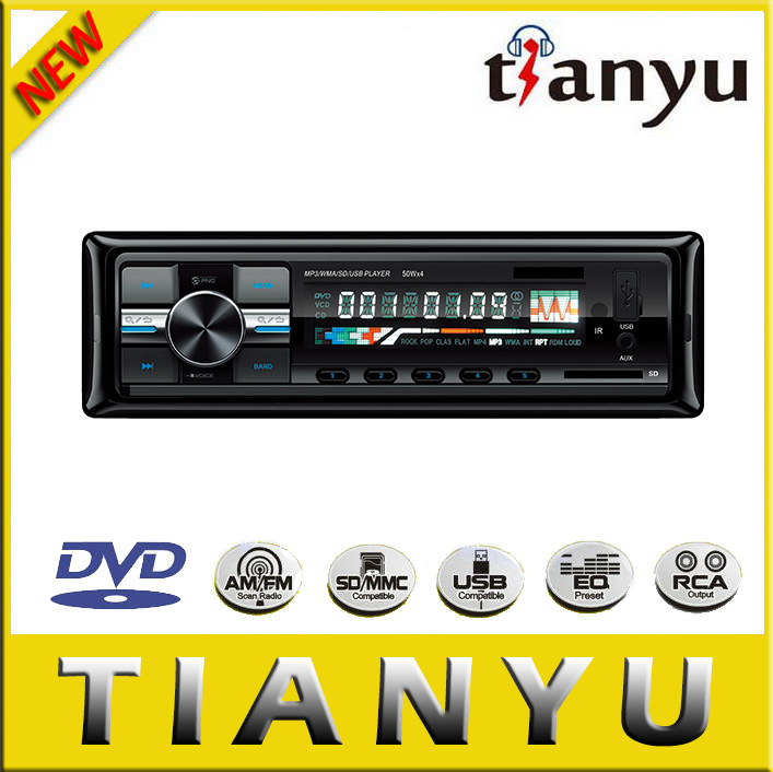 Cheap Car Audio Installation 1 din Car Stereo car audio Player TY-702