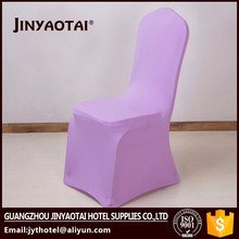 banquet hot sale spandex/polyester removable dining chair covers