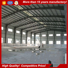 pre engineering building/prefabricated hall/greenhouse steel structure