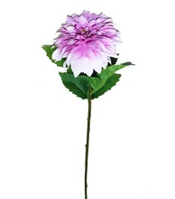 Factory directly artificial flowers silk flowers silk dahlia stems silk dahlias uk from Yiwu