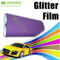 Derek Diamond Purple Car Stickers For Wrapping With Air Free Bubbles1.52*30m--Manufactory Directly