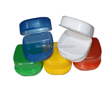 Dental consumable Dental Retainer Orthodontic Mouthguard Denture Storage Cases Box