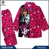 /product-detail/new-girls-hot-pink-junior-high-school-sleepwear-long-sleeve-halloweem-monster-children-s-pajamas-60247364089.html