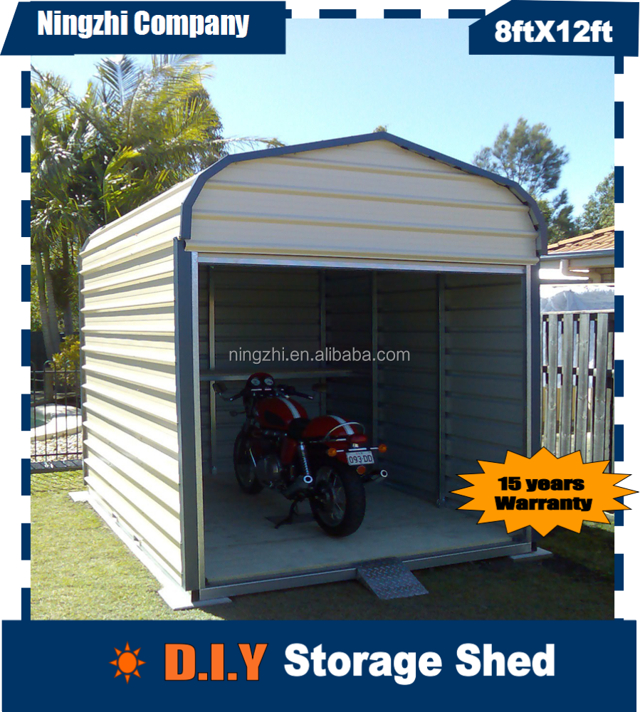 Storage container motorcycle storage container for Garage mobile rennes