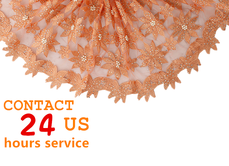 2018 Top Quality Bazin Riche African Lace Fabrics/5 Yards Bazin+2 Yards French Lace Fabric