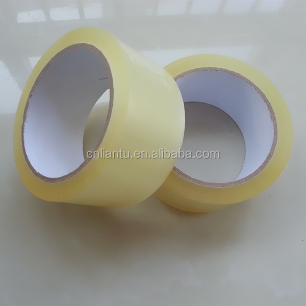 Packing Carton Acrylic Adhesive Tape Jumbo <strong>Roll</strong>