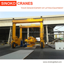 custom mobile gantry crane 30 ton manufacturers