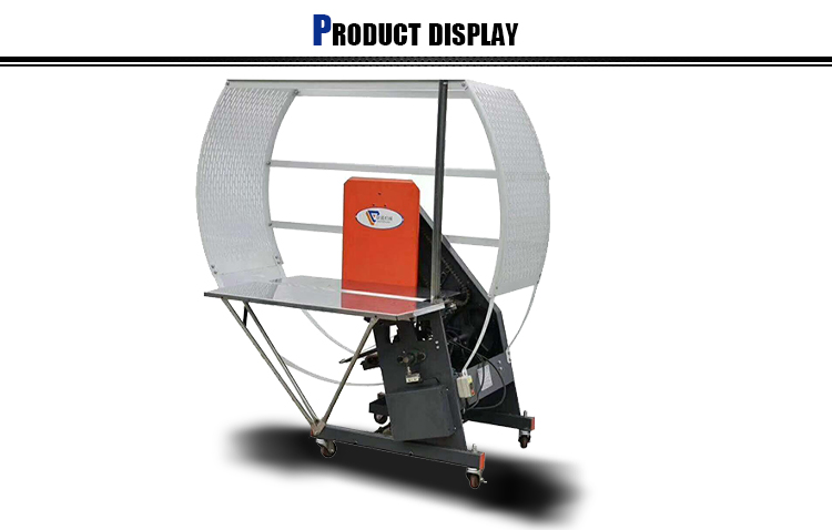 The corrugated carton box strapping machine price