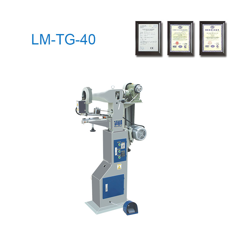 Just 1 week discount price USD 1800 single corner rigid box manual gluing machine