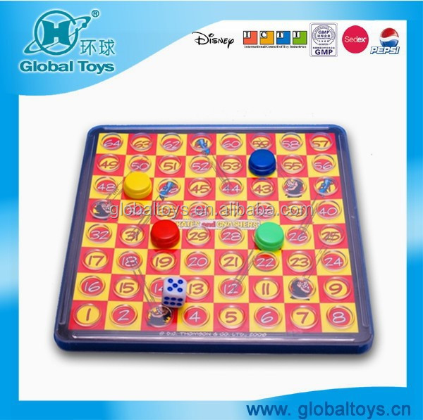 HQ9866- PLASTIC CHESE BOARD GAME WITH EN71 STANDARD