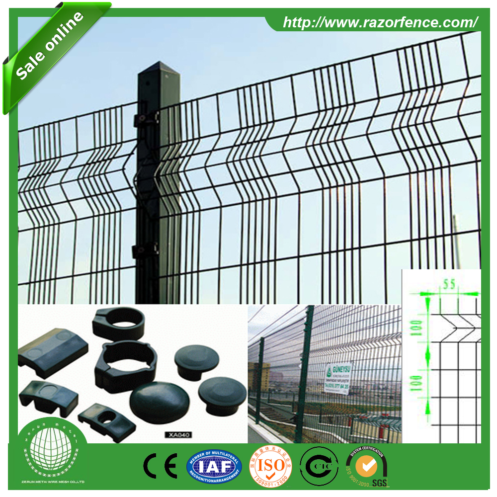 Hot Sell steel Welded Wire Mesh Portable Dog Fence For sale