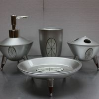 UFO Design Bathroom Accessories Set Fashion