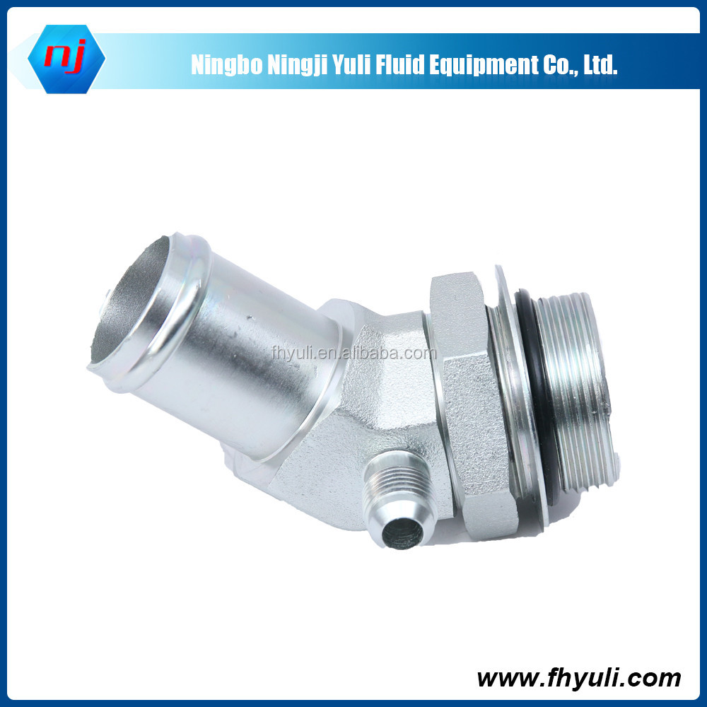 hydraulic coupler,pipe nipple,stainless steel end cap