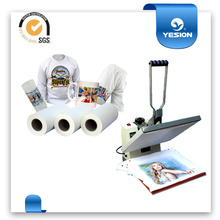 Yesion Wholesale Cheap Price Roll Sublimation Heat Transfer Paper For Mug, T-shirt Sublimation Transfer Printing Paper