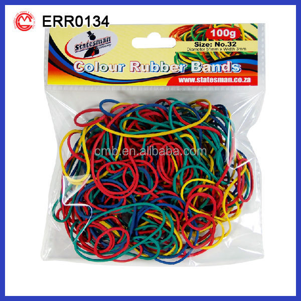 100G SMALL RUBBER BANDS