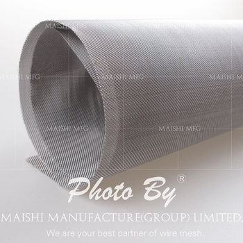 Alloy Titanium Mesh for filtering