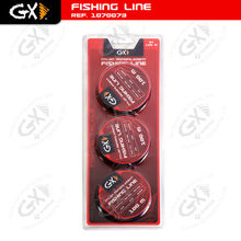 3pcs Nylon Monofilament Fishing Line / discus fish breeders