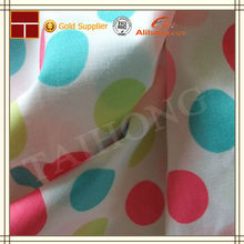 100% cotton printed fabric bhiwandi for baby cloth