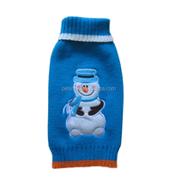 Good quality dog clothes factory Christmas pet sweater