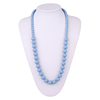 New Promotion BPA Free Food Grade Teething Necklace Silicone