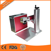 Fiber Laser Marking Machine for Jewelry Engraving