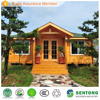 2017 New Living Prefab Wooden House