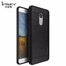 2016 Ipaky Manufacturer Tpu Pc Hard Phone Back Case For Xiaomi Redmi note 4 Covers