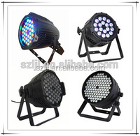 Party Disco DJ Club LED Par 64 54led*1w rgbw dmx stage LED par light
