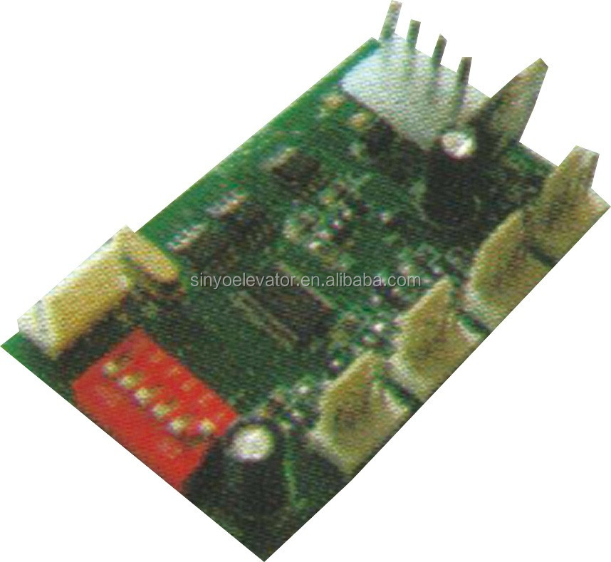 LAMBDA III-D Control PC Board For Elevator ADA26800XB1