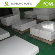 Extruded high-crystalline POM linear polymer sheet/Board