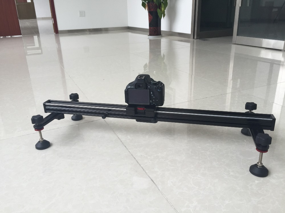 "TRIOPO 31""/80cm Middle Video Camera Slider Rail Dolly Track Camera Camcorder Slider"