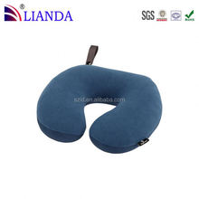 Therapeutic Memory Foam Neck Pillow with Washable Micro-fiber Cover u shaped neck pillow travel memory foam